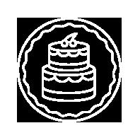 Cake logo-wiz wordpress theme-bakery demo