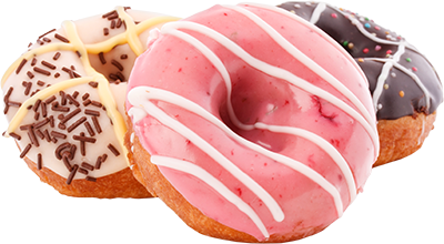 Doughnuts isolated-wiz wordpress theme-bakery demo