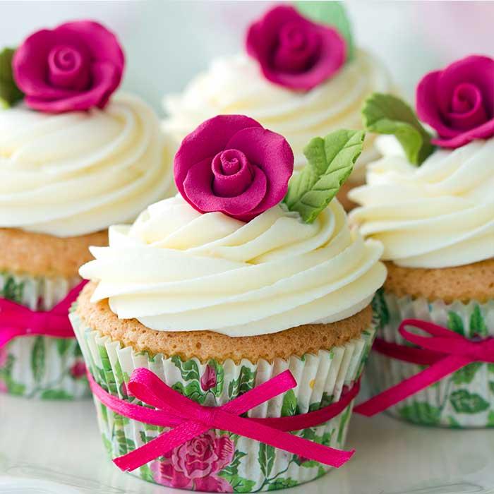 Rose cupcake-wiz wordpress theme-bakery demo