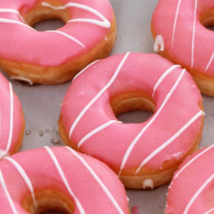 Strawberry donuts-wiz wordpress theme-bakery demo