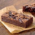 Double chocolate chunk brownie-wiz wordpress theme-cafe demo