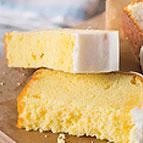 Lced lemon pound cake-wiz wordpress theme-cafe demo