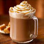 Salted caramel hot chocolate-wiz wordpress theme-cafe demo