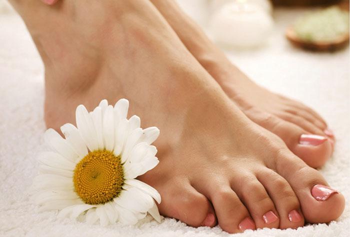 Feet and flower-wiz wordpress theme-spa demo