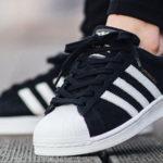 Superstar Shoe Black