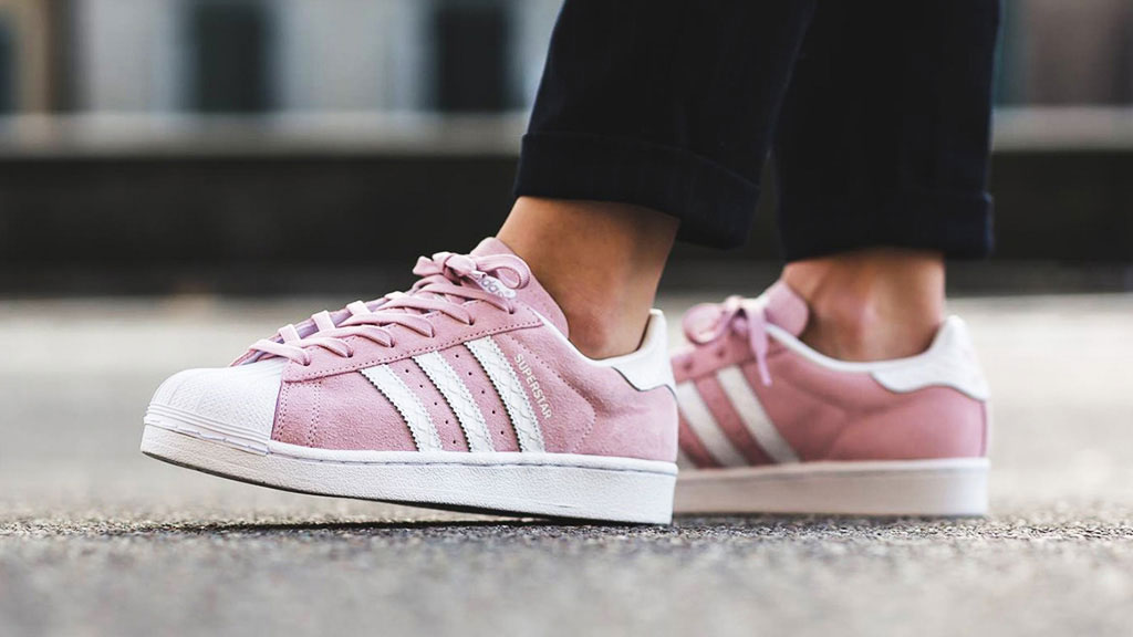 Superstar Shoe Light Pink