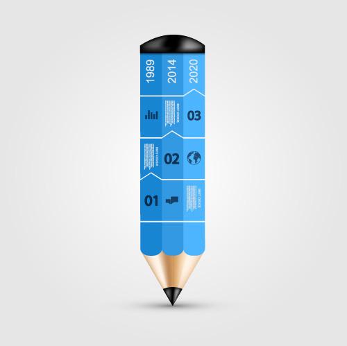 Infographic pen best chart-wiz wordpress theme-startup demo