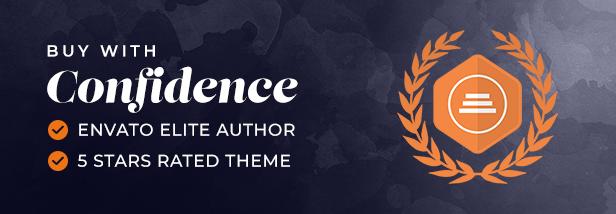 Wiz - Elementor MultiPurpose WordPress Theme - 1