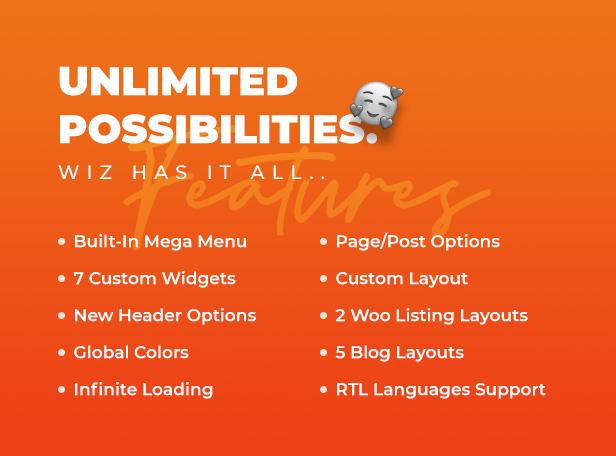 Wiz - Elementor MultiPurpose WordPress Theme - 6