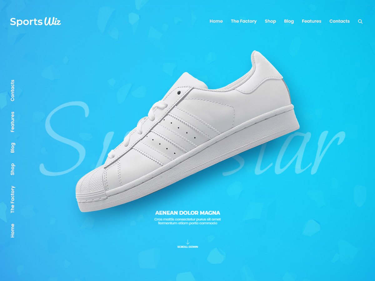 Sports is a WooCommerce Based Website Built with Elementor and WPBakery Page Builder