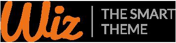 Wiz WordPress Theme Logo for Normal Screens