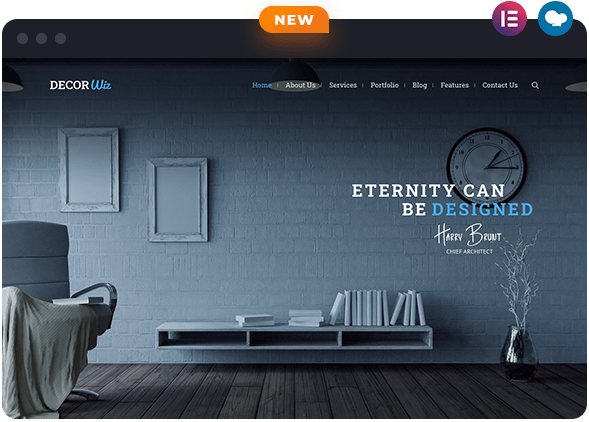 Decor Wiz for Elementor and WPBakery WordPress Page Builder